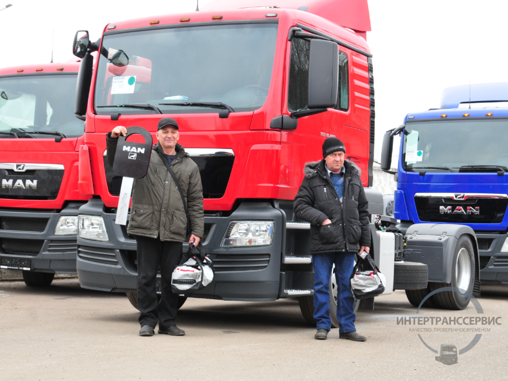 Отгрузка 5 новых MAN TGS 18.400 в Интертранссервис, г.Московский.png